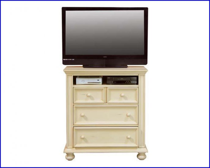 Winners Only Furniture Cape Cod Buttermilk Bedroom Height 38 Inch Tv Stand Wo Bb1007tv