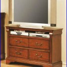 Winners Only Furniture Renaissance Cherry Wood 42 Inch TV Stand Chest WO-B1044N