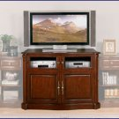 Signature Home Furnishings Providence 52 inch Antique Walnut TV Stand Console SI-326-301-C