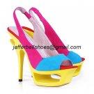 2011 new arrival!GL high heel slingback sandal