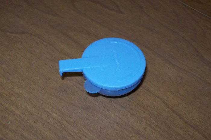 TUPPERWARE FORGET ME NOT MINITURE MAGNETIC NOTE HOLDER