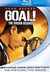 Goal Dream Begins (Blu-Ray)