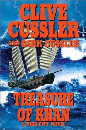 Treasure of Khan - Hardcover