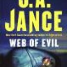Web of Evil - Hardcover