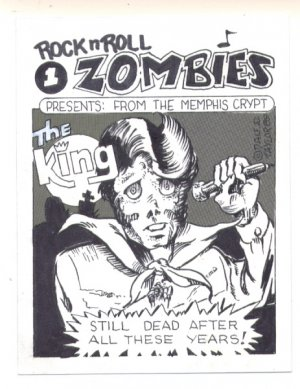 Unpublished Zombie Cover Dan W. Taylor