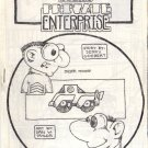Major Mishap meets Private Enterprise newave comix 1980