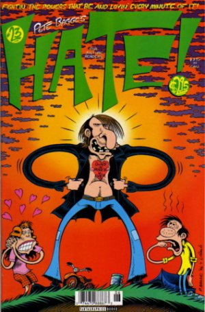 Hate no. 23 Peter Bagge
