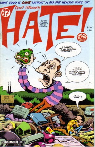 Hate no. 17  Peter Bagge