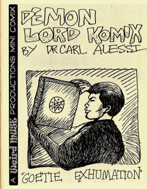 Demon Lord Komix no. 1