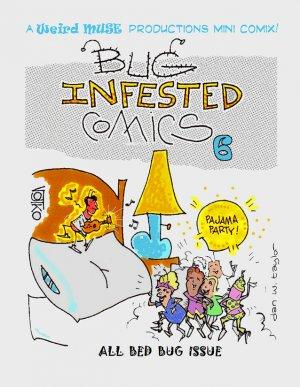 Bug Infested Comics no. 6