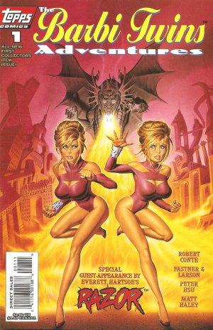 Barbi Twins Adventures no. 1