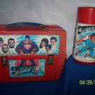 Superman Lunch Box & Thermos