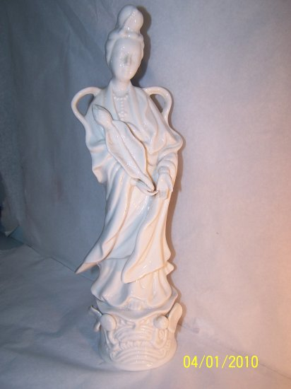 ***SOLD***Glass China Girl