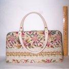Vintage, Antique, Embroidered Purse