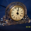 Small Crystal Table Clock