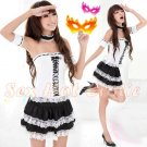 New Lolita Princess Girl Cosplay dress Costume lace cake Cute & Sexy Lingerie LO# 06