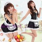 French Maid Costume Cosplay Japanese coat Lingerie Hot Sexy Cute women badydoll MC01