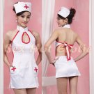 New Hot Women Lingerie Sexy Nurse Cosplay Adult Costume Dress NU# 17