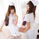 New Hot Women Lingerie Sexy Nurse Cosplay Adult Costume Dress NU# 21