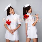 New Hot Women Lingerie Sexy Nurse Cosplay Adult Costume Dress NU# 34