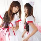 New Hot Women Lingerie Sexy Nurse Cosplay Adult Costume Dress NU# 37