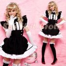 French Maid Costume Cosplay Japanese coat Lingerie Hot Sexy Cute women badydoll MC34