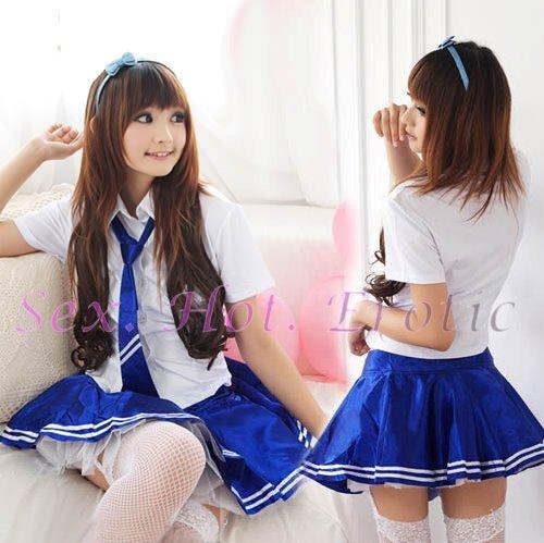 School girls teacher Costume Cosplay Japanese Lingerie Hot Sexy Cute women badydoll SG14