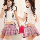 School girls teacher Costume Cosplay Japanese Lingerie Hot Sexy Cute women badydoll SG17