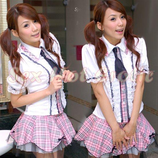 School girls teacher Costume Cosplay Japanese Lingerie Hot Sexy Cute women badydoll SG20