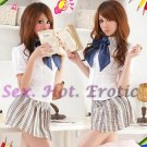 School girls teacher Costume Cosplay Japanese Lingerie Hot Sexy Cute women badydoll SG21