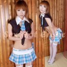 School girls teacher Costume Cosplay Japanese Lingerie Hot Sexy Cute women badydoll SG23B