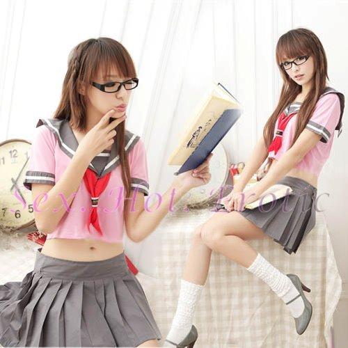 School girls teacher Costume Cosplay Japanese Lingerie Hot Sexy Cute women badydoll SG27