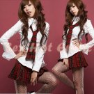 School girls teacher Costume Cosplay Japanese Lingerie Hot Sexy Cute women badydoll SG28
