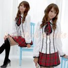 School girls teacher Costume Cosplay Japanese Lingerie Hot Sexy Cute women badydoll SG29