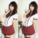 School girls teacher Costume Cosplay Japanese Lingerie Hot Sexy Cute women badydoll SG32