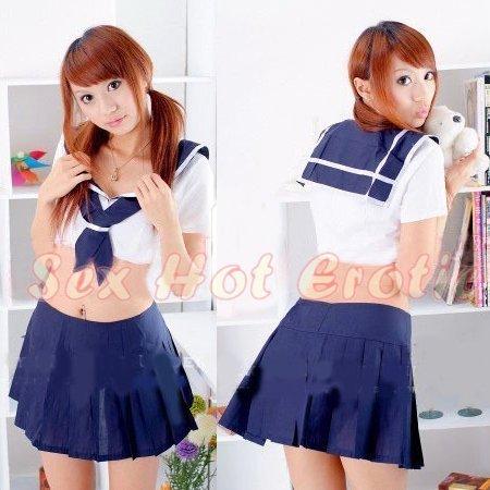 School girls teacher Costume Cosplay Japanese Lingerie Hot Sexy Cute women badydoll SG35