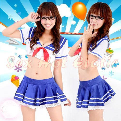 School girls teacher Costume Cosplay Japanese Lingerie Hot Sexy Cute women badydoll SG36