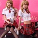 School girls teacher Costume Cosplay Japanese Lingerie Hot Sexy Cute women badydoll SG38