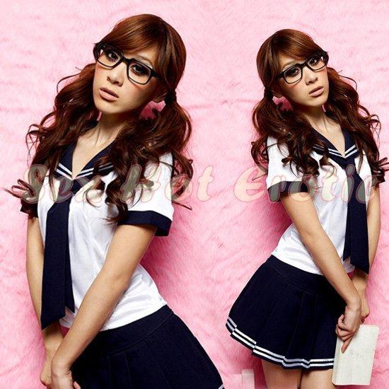 School girls teacher Costume Cosplay Japanese Lingerie Hot Sexy Cute women badydoll SG41