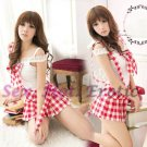 School girls teacher Costume Cosplay Japanese Lingerie Hot Sexy Cute women badydoll SG47