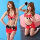 Top & Skirt & Bikini Sexy Lingerie Hot & Cute women underwear sleep dress badydoll TS04