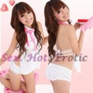 Top & Skirt & Bikini Sexy Lingerie Hot & Cute women underwear sleep dress badydoll TS10