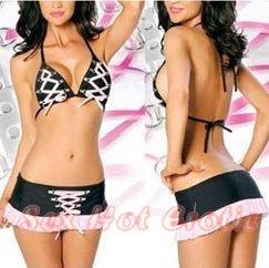 Top & Skirt & Bikini Sexy Lingerie Hot & Cute women underwear sleep dress badydoll TS14
