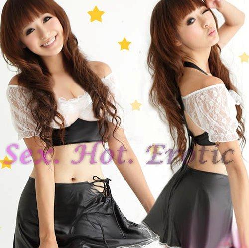 Top & Skirt & Bikini Sexy Lingerie Hot & Cute women underwear sleep dress badydoll TS15