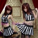 New SEXY & HOT Football Judge Girl Cosplay Dress Cute women Costume Lingerie FJ# 01