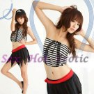 New SEXY & HOT Pirate Girl Cosplay Dress Cute women Costume Lingerie P# 02