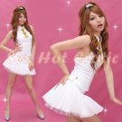 Princess Lolita Cake dress Costume Cosplay Japanese Hot Sexy Cute women badydoll PI02