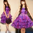 Princess Lolita Cake dress Costume Cosplay Japanese Hot Sexy Cute women badydoll PI03