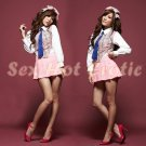 Princess Lolita Cake dress Costume Cosplay Japanese Hot Sexy Cute women badydoll PI07