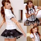 Princess Lolita Cake dress Costume Cosplay Japanese Hot Sexy Cute women badydoll PI09